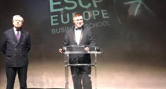 ESCP fête ses 200 ans et change de nom