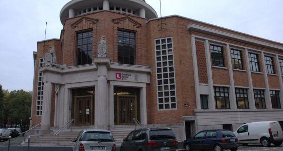 Siège de l'université Lille 2 Droit et Santé