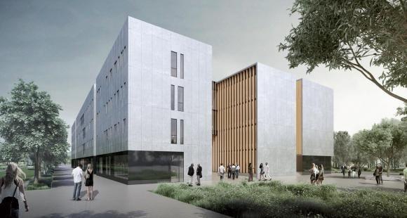 L'Institut de formation aux professions de santé de l'université de Grenoble