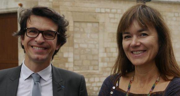 Bertrand Monthubert  Sophie Béjean - Stranes - ©C.Stromboni Octobre 2014