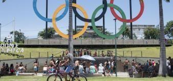 A Rio, 400 sportifs représenteront la France lors des Jeux Olympiques, du 5 au 21 août 2016. //©Marta Nasciment - REA