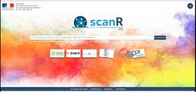 Encore en version bêta, l'application web ScanR permet de recenser des entités de recherche en fonction de leur domaine d'expertise, de leur implantation géographique ou encore de leur tutelle. //©ScanR