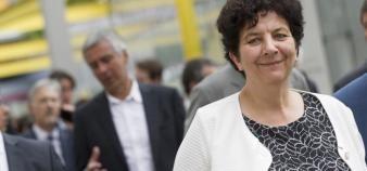 Le cabinet resserré de Frédérique Vidal donne une place de choix à deux acteurs passés par le CNRS. //©Sébastien Ortola/REA
