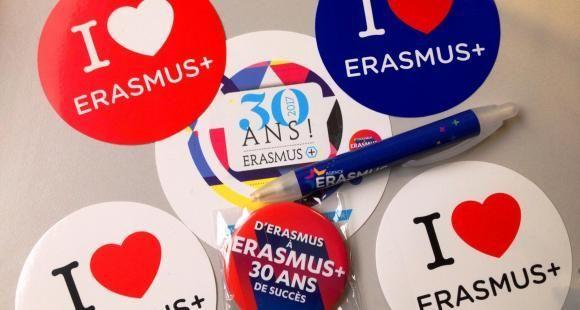 L'aventure Erasmus + a besoin d'un budget supplémentaire substantiel pour être accessible à encore plus de jeunes après 2020