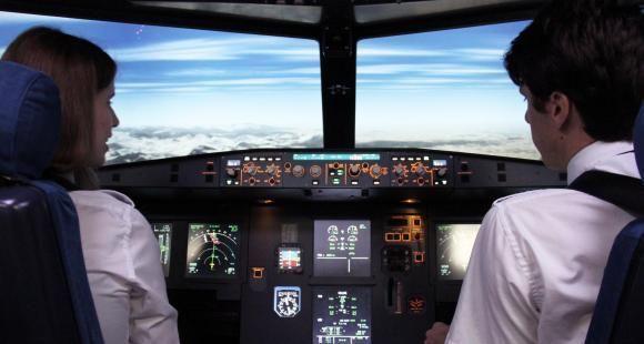 ENAC - Simulateur de vol