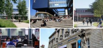 Alors que la mobilisation étudiante se poursuit, les universités mettent en œuvre chacune à leur manière la loi ORE. //©S. Laval / M. Muratet / C. Stromboni / B. Deroche