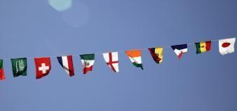 Le gouvernement vise l'accueil de plus de 500.000 étudiants étrangers d'ici à 2027. //©plainpicture/Onimage/L.B. Jeffries