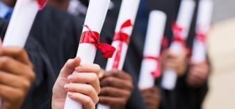 Si 35 % des effectifs du programme grande école d'Audencia obtiennent un double diplôme, cette proportion est généralement beaucoup plus faible dans les autres business schools. //©Fotolia