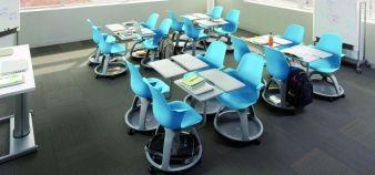 La salle de classe de demain selon Steelcase