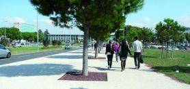 Le projet du pôle toulousain, tout comme celui de Sorbonne Paris Cité, ne verront pas leurs dotations reconduites dans le cadre de l'Idex // Campus de Toulouse 3. //©UPS