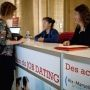 Forum Job dating à Marseille co-organisé par l'université. //©Romain Beurrier / R.E.A