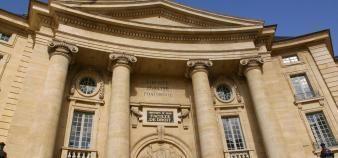 L'université Paris II-Panthéon Assas lance un projet d'établissement public expérimental avec plusieurs autres établissements. //©N. Tavernier/REA