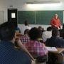 Université Paris 8 - Stage intensif de prérentrée en informatique assuré par Jean-Jacques Bourdin, le coresponsable de la licence ©S.Blitman - septembre 2014