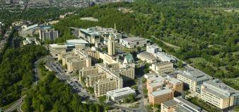 L'université de Montréal, Québec (Canada) //©UdeM
