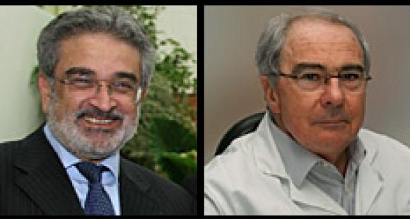 Les Professeurs Uzan et Le Gars