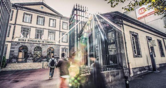 L'ESC Clermont récupère son grade de master pour deux ans