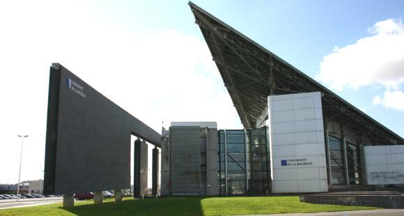 L'université La Rochelle - 2007 © Université La Rochelle