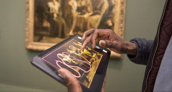 """Le projet ANR Visuall analyse la réception des oeuvres d'art, via une application, """"Ikonikat"""""""