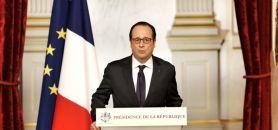 François Hollande a annoncé la possibilité d'une année de césure à l'université //©Denis Allard / R.E.A