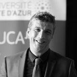 Jean-Marc Gambaudo, président de l'université Côte d'Azur. //©université Côte d'Azur