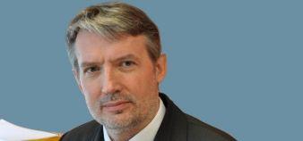 Pierre Sineux, président de l'université de Caen //©UCBN