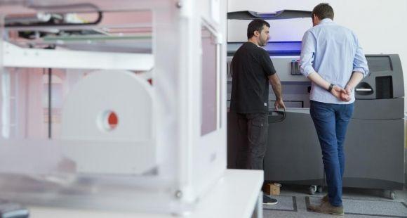 Inauguré en avril 2014, le i-Lab associe les écoles de commerce et de design du groupe Kedge et l'Isen Toulon // DR