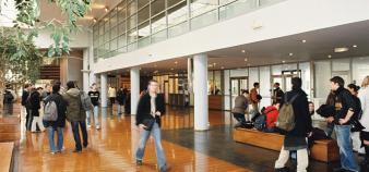 Audencia est l'une des 15 écoles de commerce à avoir la triple accréditation. //©Audencia BS