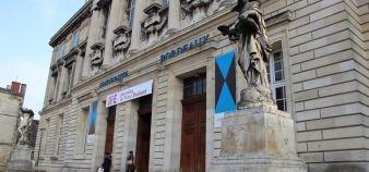 Le conseil d'administration de l'université Bordeaux a voté à une large majorité la sortie de la Comue. //©Camille Stromboni