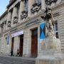 Université de Bordeaux, façade du site de la Victoire //©Camille Stromboni
