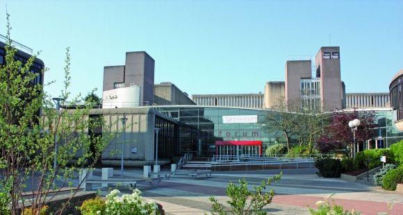 Le campus de Télécom École de management.