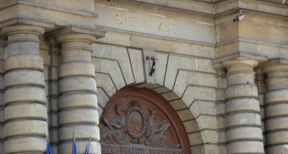 Sénat - façade - juin2013