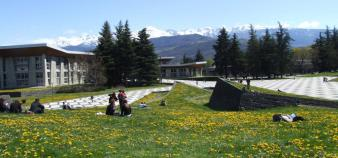 Grenoble arrive en tête du palmarès des villes étudiantes version 2016. © Université Grenoble Alpes