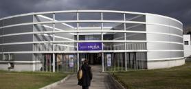 Pour Jean-Pierre Astruc, une fusion des quatre universités de l'USPC viendra étendre le Grand Paris académique à la Seine-Saint-Denis. //©Marta NASCIMENTO/REA