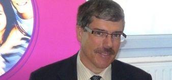 Eric Martin, recteur de Besançon © rectorat de Besançon