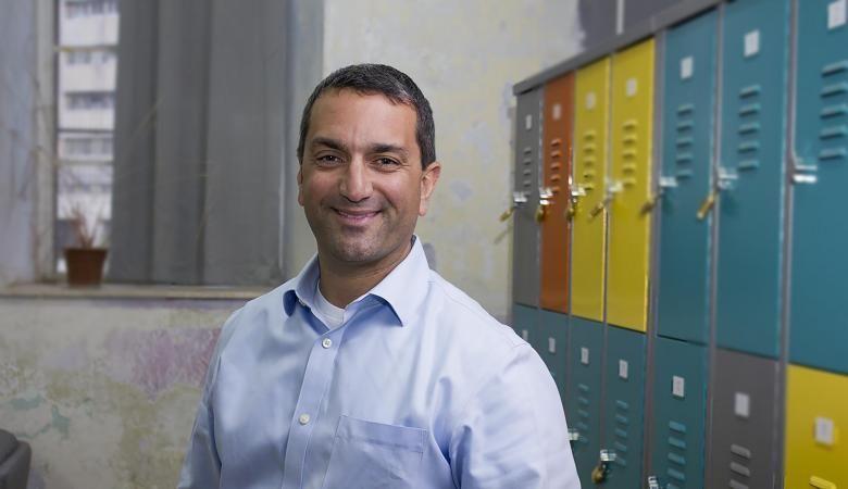Israel Granot, directeur du programme israélien MassChallenge.