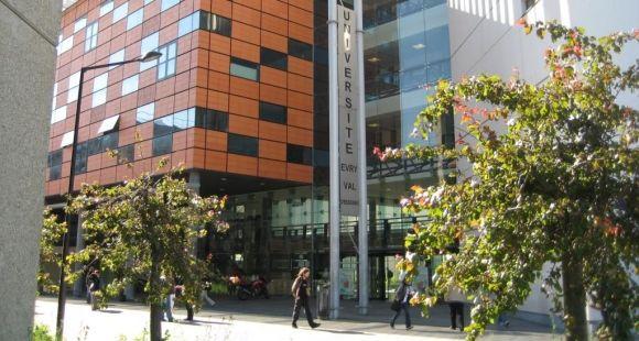 L'université d'Evry © UEVE