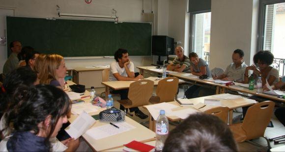 Formation à l'Espé d'Aix-Marseille