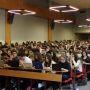 Université Paris Descartes Paris 5 - Etudiants en licence 1 de droit - Malakoff - 28 septembre 2015 //©Camille Stromboni