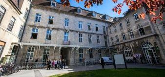 L'université de Franche-Comté propose huit CMI. //©Ludovic Godard/UFC