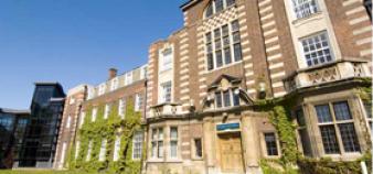 La business school de l'université de Hull