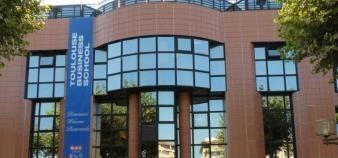 Le campus actuel de Toulouse Business School, qui devrait déménager dans les années à venir dans de nouveaux bâtiments. //©Jessica Gourdon