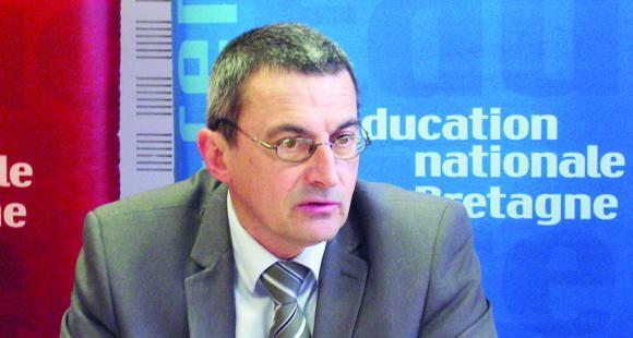 MichelQuéré, recteur Rennes- mars 2013 // DR