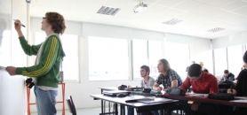L'université de Bretagne occidentale doit créer de nouveaux cours de travaux dirigés pour absorber le flot de nouveaux étudiants. //©Benjamin Deroche