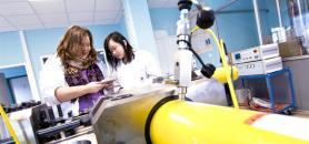 Laboratoire d'étude des microstructures et de mécanique des matériaux (LEM3) - Campus du Saulcy à Metz © Alex Herail