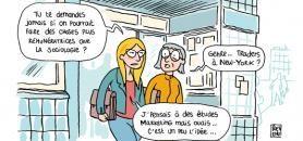 Un tiers des personnels de l'enseignement supérieur souhaitent se reconvertir professionnellement hors du secteur. //©Julien Revenu