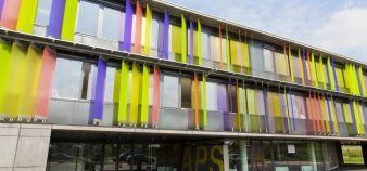 Université Paris-Est Créteil (UPEC) - Centre Staps, site de Duvauchelle (Créteil) © UPEC  Nicolas Darphin - juin 2012
