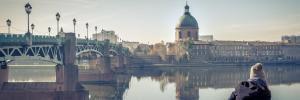 Toulouse conserve la tête du classement des meilleures villes étudiantes de France. //©antoine2k/Adobe Stock