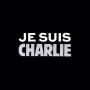 Je suis Charlie //©Joachim Roncin