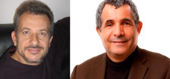 Jean Michel Poggi et Hammou Messatfa - DR