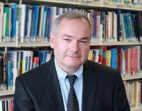 Jean-Guy Bernard, directeur général de l'EM Normandie et président de la banque commune de concours Passerelle //©Jean-Richard De Vesvrotte/EM Normandie